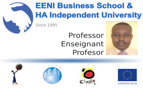 Albert Bialufu Ngandu, Democratic Republic of the Congo (Professore, EENI Business School)
