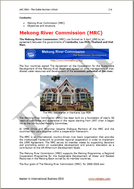 Commissione per il fiume Mekong