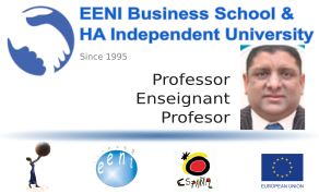 Mohamed Ali Ould Lemrabott, Mauritania (Professore, EENI Business School & Università HA)