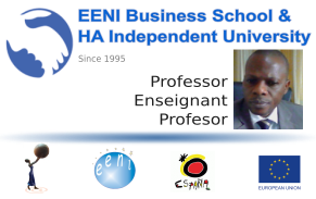 Mouyedi Sylvain Ernest, Republic of the Congo (Professore, EENI Business School)