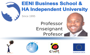 Paterson Ngatchou: EENI Business School Professor